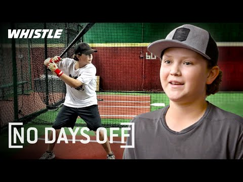 13-Year-Old Future MLB SUPERSTAR?
