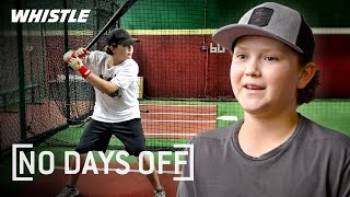 13-Year-Old Future MLB SUPERSTAR? Video