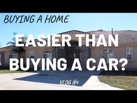 BUYING A HOME IS EASIER THAN BUYING A CAR | VLOG #4 | RANCHO CUCAMONGA REAL ESTATE
