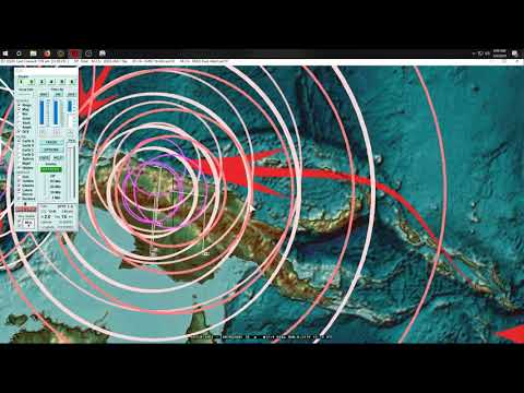 3/08/2019 -- Global Earthquake Update -- West Coast California Volcanic risk upgrade from USGS