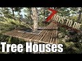 7 Days to Die - Tree Houses - Durability and Horde Testing