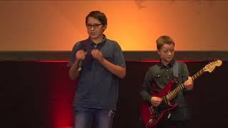 Blitzkrieg Bop | Rock Band | TEDxYouth@BSN