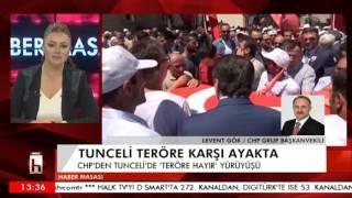 GÜNE BAŞLARKEN LEVENT GÖK CHP GRUP BAŞKANVEKİLİ 21 07 2017