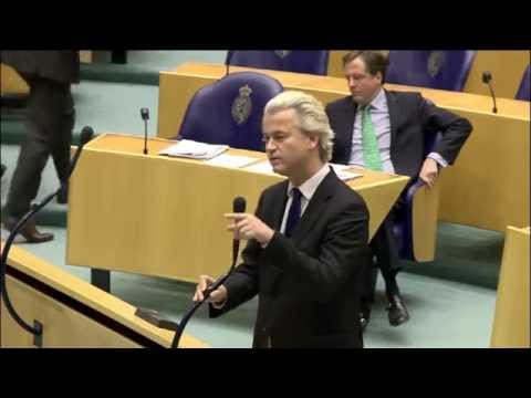 Geert Wilders vs. Halbe Zijlstra - Paardenhoofd