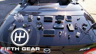Fifth Gear Best Hands Free Headset смотреть
