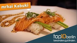 Top10 Berlin: Sushi bei mrhai