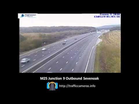 M 25 Traffic Cameras Live Update