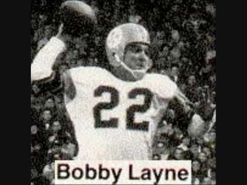 Steelers Hall of Famers: Bobby Layne