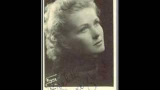 Elisabeth Schwarzkopf  canta Richard Strauss.