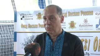 У Чернівцях розпочали перший шаховий фестиваль Cherniwzi Open 2015