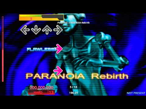 DDR All PARANOiAs