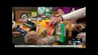 Stock Your Kitchen for Better Health (1/18/14 on KARE 11)