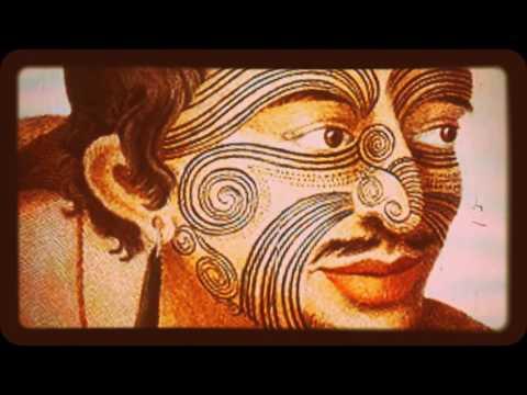 Maori Mythology: Rangi & Papa.