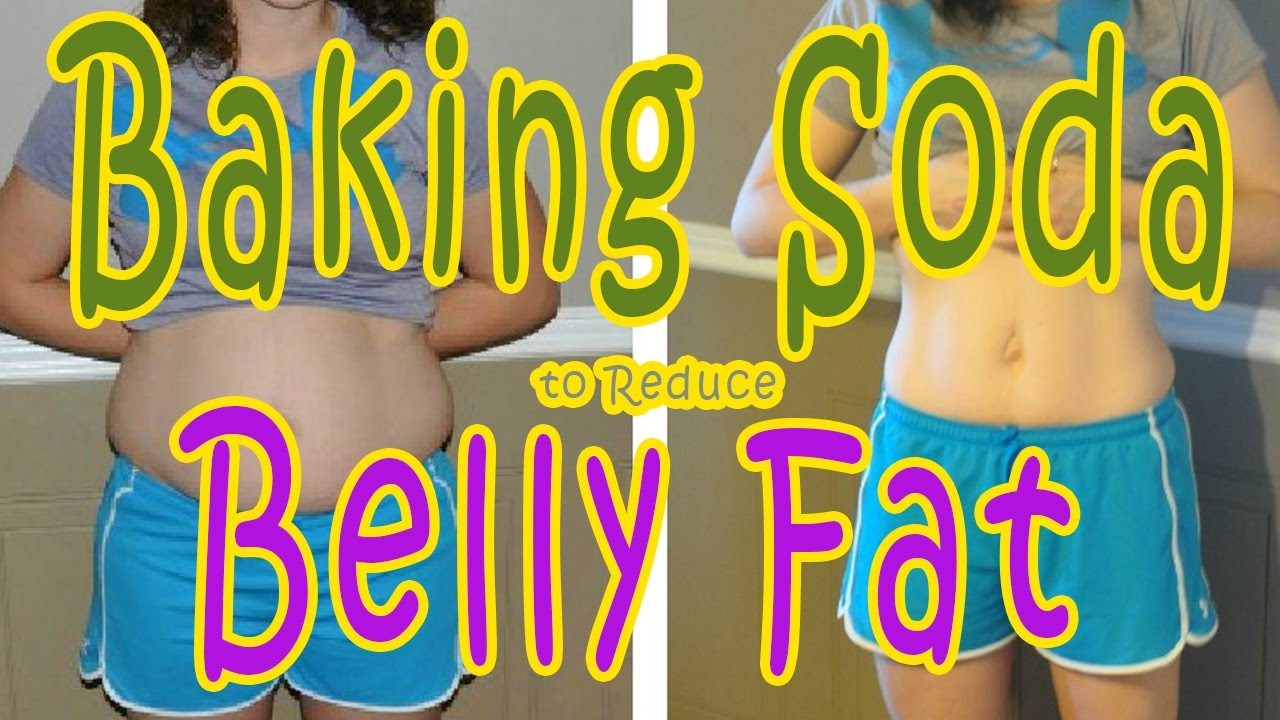 How To Use Baking Soda To Reduce Belly Fat Youtube