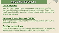 Factors Contributing to Herb-Drug Interactions