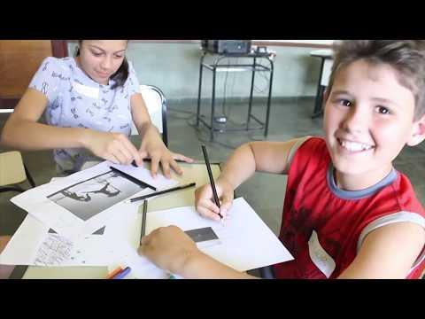 ImageMagica leva fotografia e reflexão sobre o meio ambiente para estudantes em Minas Gerais.