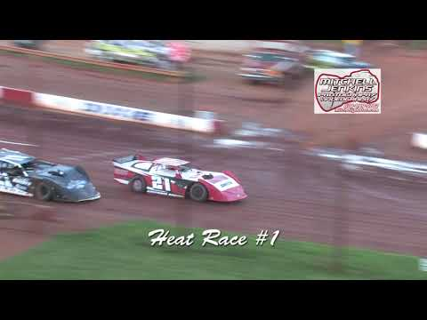 Dixie Speedway 5/13/17 Econo Bomber Heats1&2!