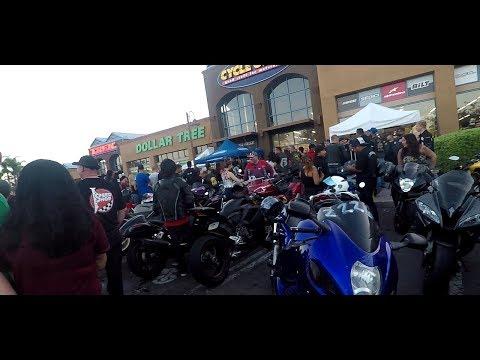 Cycle Gear Bike Night  Kearny Mesa, CA   7/13/17