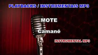 ♬ Playback / Instrumental Mp3 - MOTE - Camané
