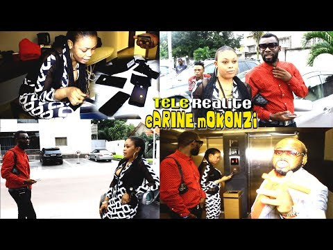 Télé Réalité Boss Kas Kasereka  Asali Carine Mokonzi Surprise Iphone 9 Ya OR Na 5.000 $