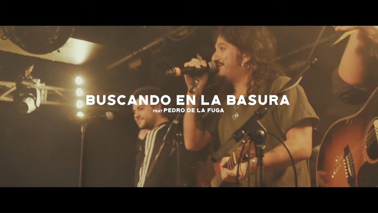 Playa Cuberris - Buscando en la basura ft. Pedro Fernández Razkin (La Fuga) [Directo, Madrid 2020]