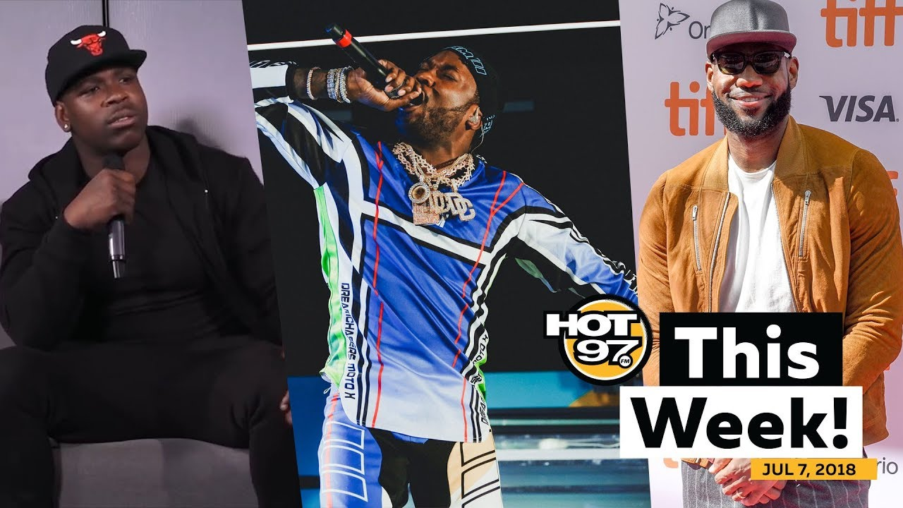 Casanova ends Tekkashi 6ix9ine beef + Meek and Future new tracks on HOT97 This Week!