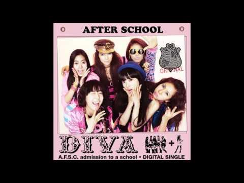 애프터 스쿨(After School)  디바(DIVA) (가사 첨부)