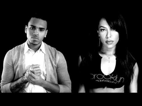Chris Brown & Aaliyah  Poppin Remix
