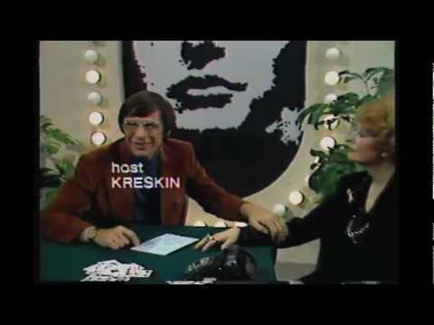 Kreskin meets actress Arlene Dahl and performs amazing telephone trick