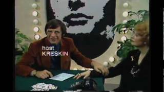 Kreskin meets actress Arlene Dahl and performs amazing telephone trick