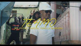 Mr. Vegas - Te Amo (Remix) - Yaksta, Topo La Maskara