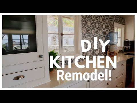 EPIC DIY KITCHEN REMODEL – HOW WE SAVED THOUSANDS BY DOING IT OURSELVES