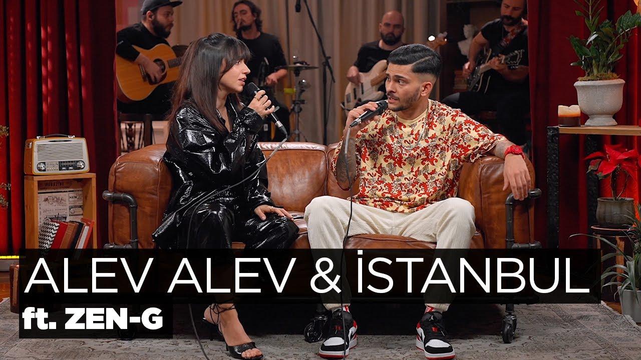 Zeynep Bastık w/ @Zen G - Alev Alev & İstanbul Akustik