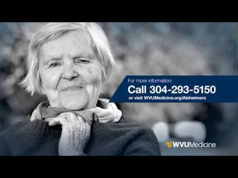 Alzheimer's Clinical Trials -The WVU Medicine Health Report