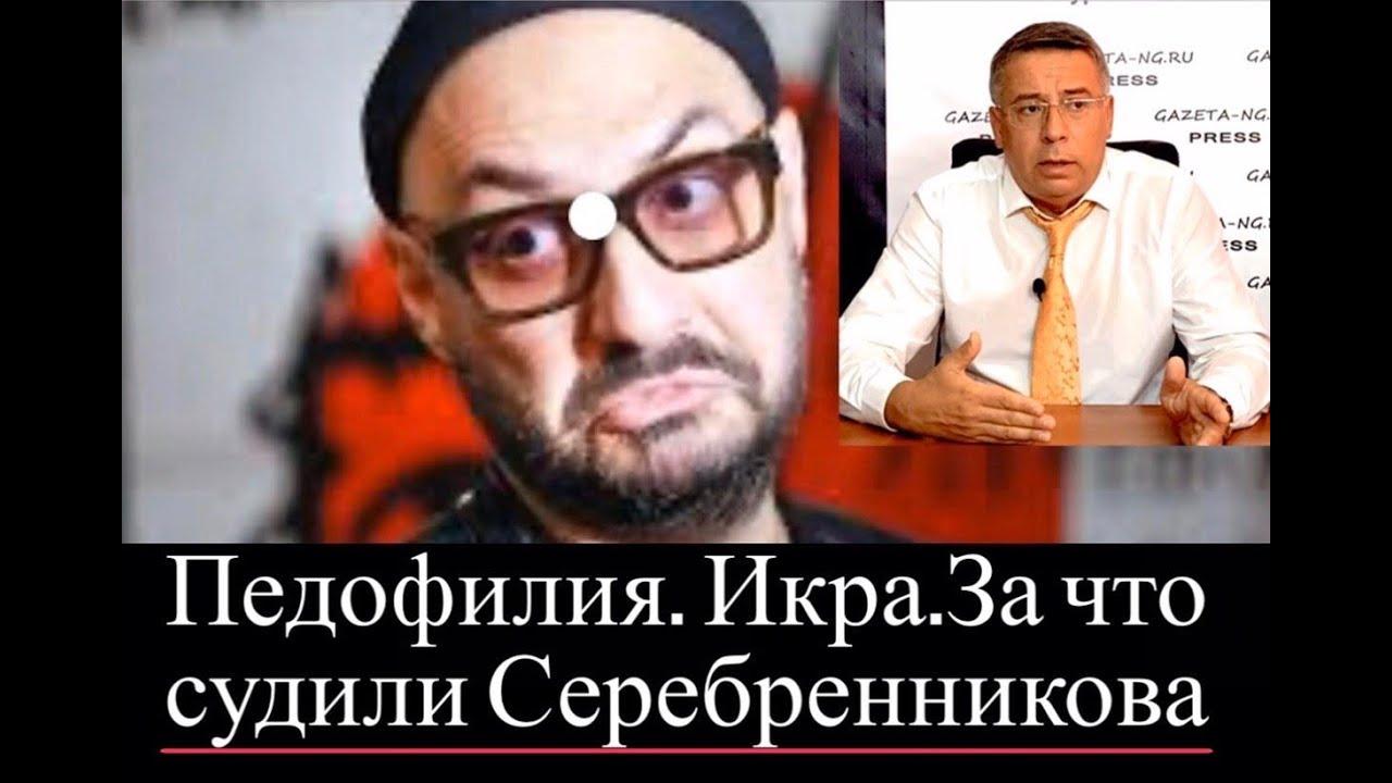 """""""Секреты""""  дела  Серебренникова."""