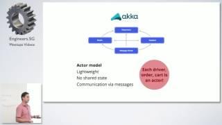 Building Realtime Transport Monitoring - Redmart x DevFest.Asia