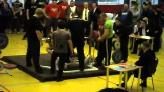 IPF bench press 310 kg (b.w. 100) Sergey Vaigant