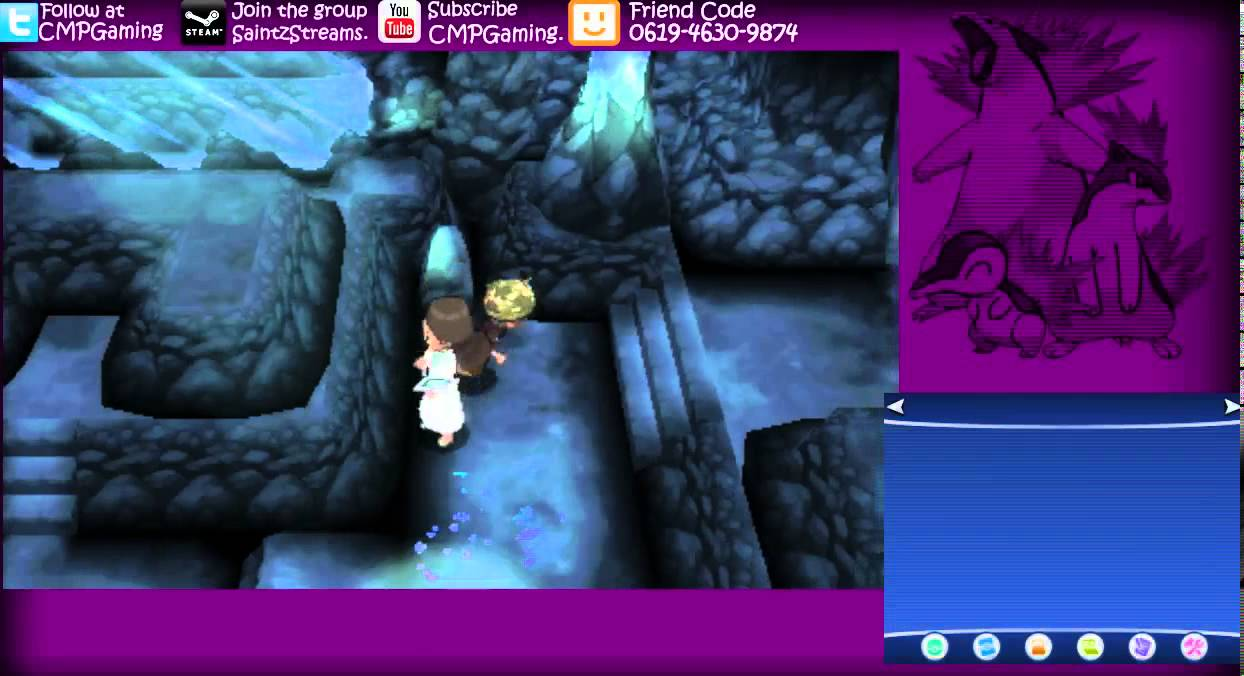 Pokemon X & Y - How to Change to Therian Form (Landorus,Thundurus ...
