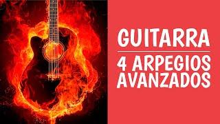 7. Guitarra Virtuosa:  4 Arpegios Avanzados para Mano Derech...