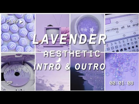 lavender-aesthetic-youtube-intro-templates-with-matching-outros-2020- -no-text