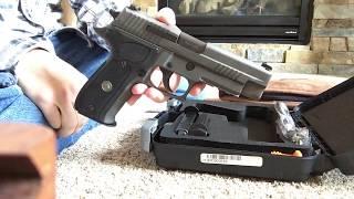 ASMR Guns & gum