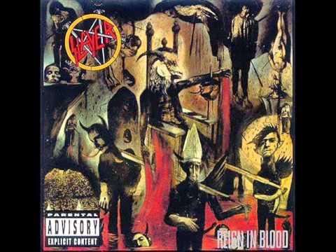 Slayer  Postmortem  Raining Blood w s