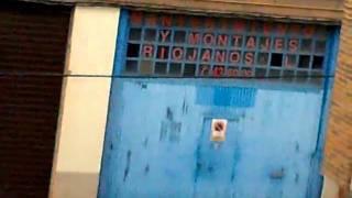 09 04 2011 TALLERES CHORRETE EN ALBERITE, NEGOCIO CLANDESTINO QUE SIGUE FUNCIONANDO ANTE LA PASIBIDAD TOTAL DE LAS DENUNCIAS VECINALES TALLERES CHORRETE