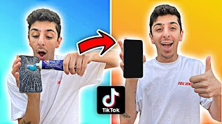 Download We Tested VIRAL TikTok Life Hacks... **THEY WORKED** Mp3 and Videos