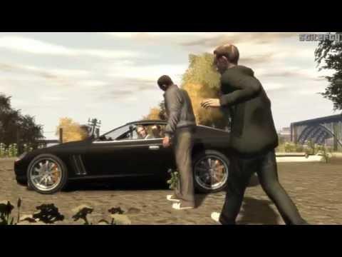 GTA 4 - Mission #69 - Union Drive (1080p)