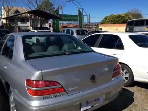 Peugeot 406 20 St Sedan 16v 4p 2001 Carros Usados E Seminovos