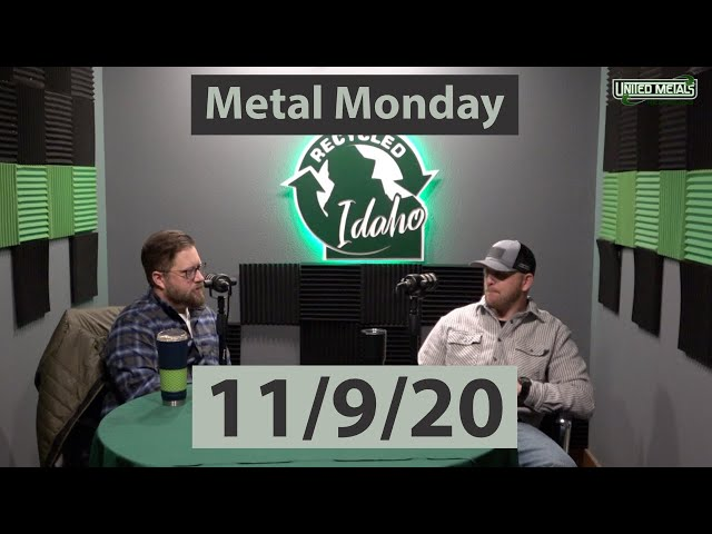 Metal Monday #37 with Brett and Nick