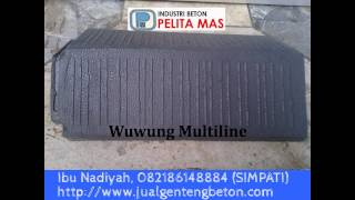 Pabrik Genteng Beton Malang, Jual Wuwung Genteng Beton, 082186148884, jualgentengbeton.com