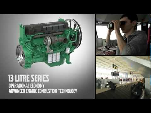 Volvo Penta Industrial Engines