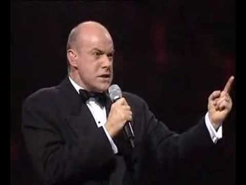 "Anthony Warlow singing ""This Is The Moment"" live"